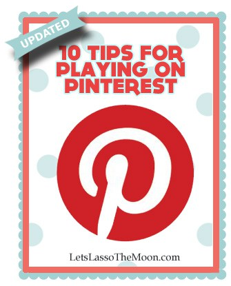 photo of: Let's Lasso the Moon on Top 10 Tips for Pinterest