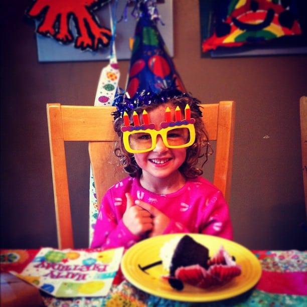 "Happy Birthday to My ""Baby"""