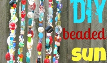 DIY Beaded Sun Catcher + More!