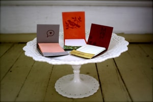 Matchbox Note Books | Gratitude Journal