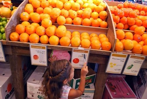 Origins of Fruit Imports