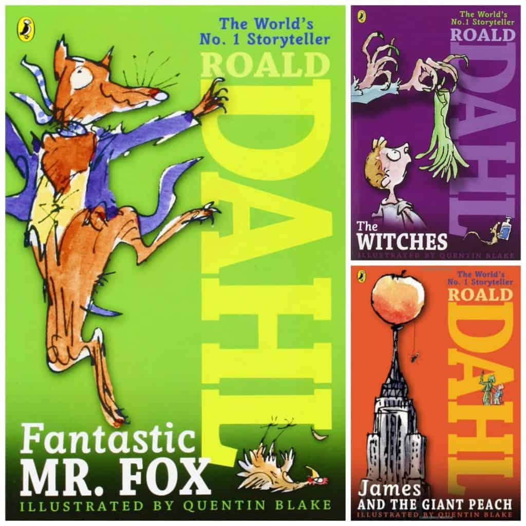 5 Must-Read Roald Dahl Movie Pairings