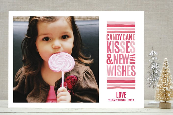 Minted   Candy Cane Kisses