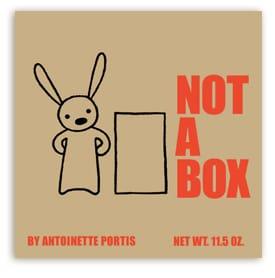 Not a Box by Antoinette Portis | Image: Harper Festival