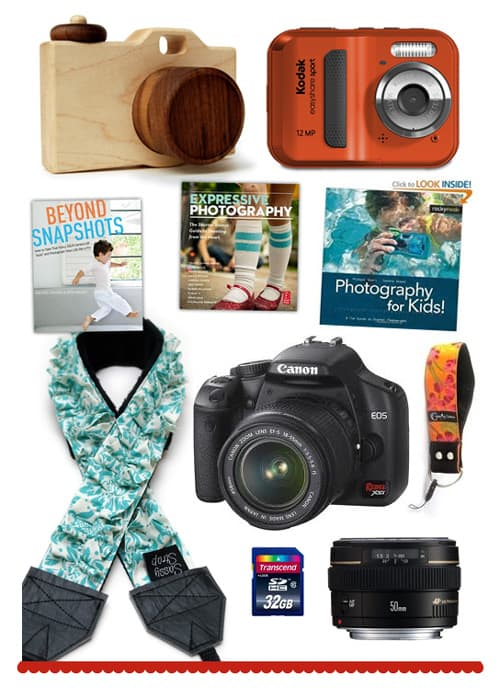 Gifts Guide for Beginning Photographers