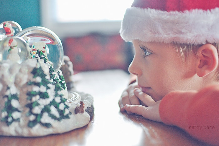 Holiday Photo Tip from Carey Pace   Make your camera easily accessible