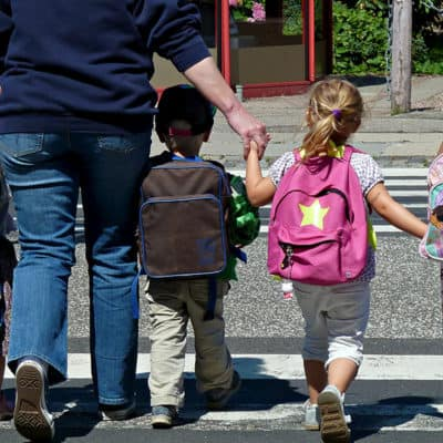 First Week of School — 7 Tips For Getting Kids Back to Routine