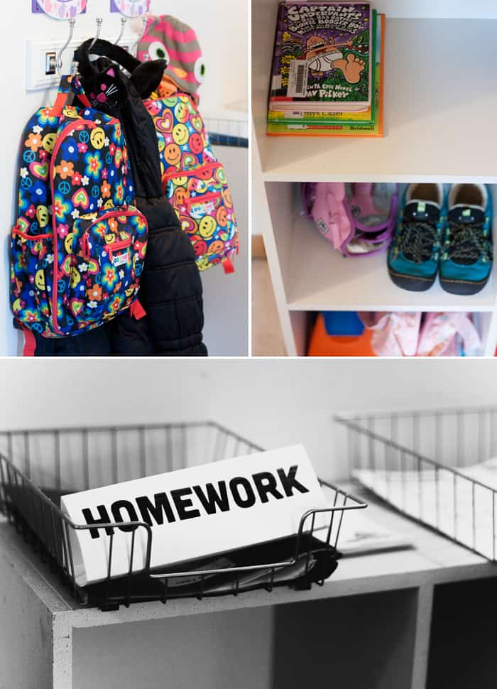 {School Prep Zone} Tips for creating independence