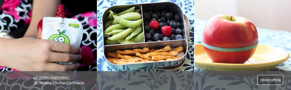 20 Healthy On-the-Go Snacks