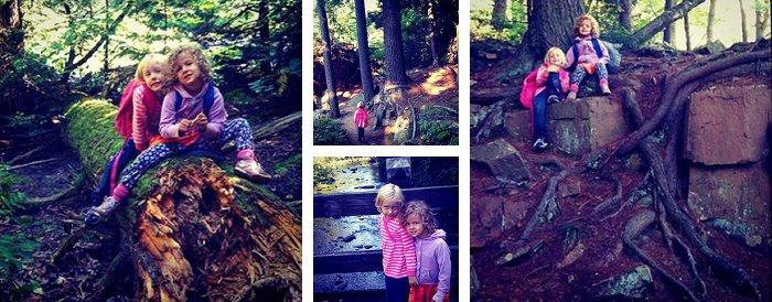 {10 Must-Try Ideas for Outdoor Fall Play} *Including themed nature walks