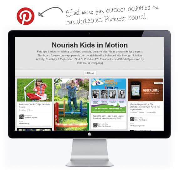 Nourishing Kids in Motion