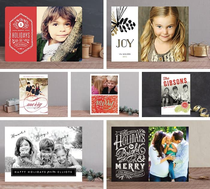 {Most Loved Holiday Cards} *So sweet