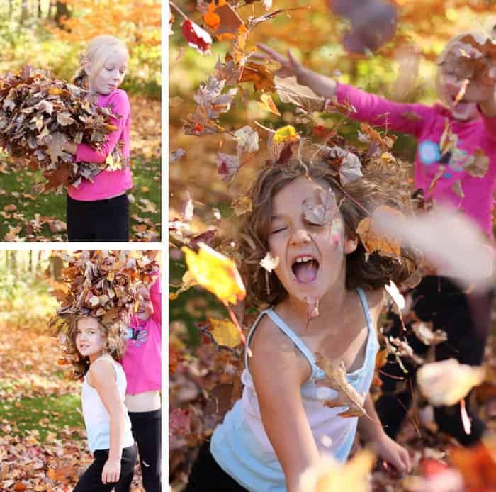 {Autumn Apple Cider Picnic}