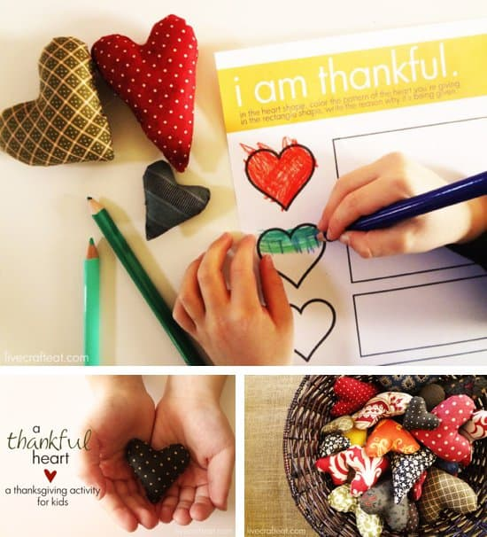 A Thankful Heart by Katie Heap of Live Craft Eat