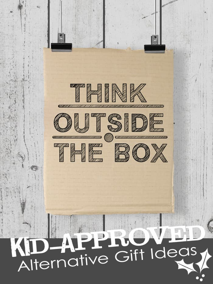 5 Tips on Getting Relatives to Think Outside the (Gift) Box #Christmas #Kids