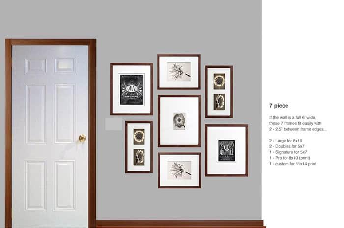 Change of Art Gallery Recipe