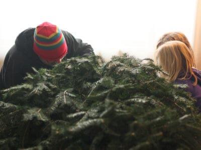 Christmas Tree | LetsLassoTheMoon.com