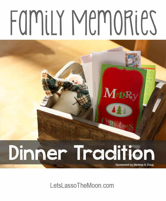 {2 Super-Simple Holiday Traditions for Busy Families} *Trying this tonight with the kids
