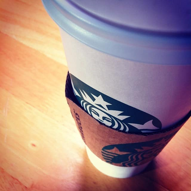Random Acts of Coffee Kindness + Tips for Kids