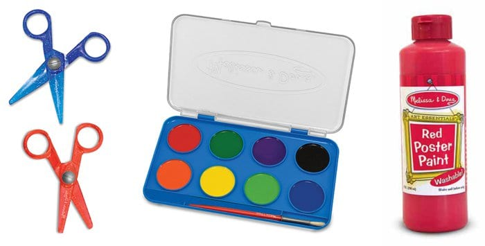 Melissa & Doug Painting Supplies