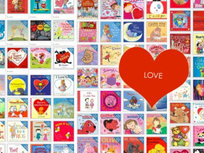 100+ Valentine's Day Picture Books Recommended by Moms