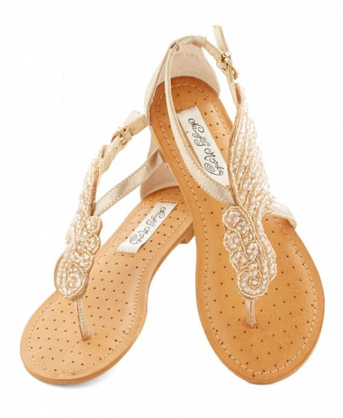 Must-have these ModCloth sandals....