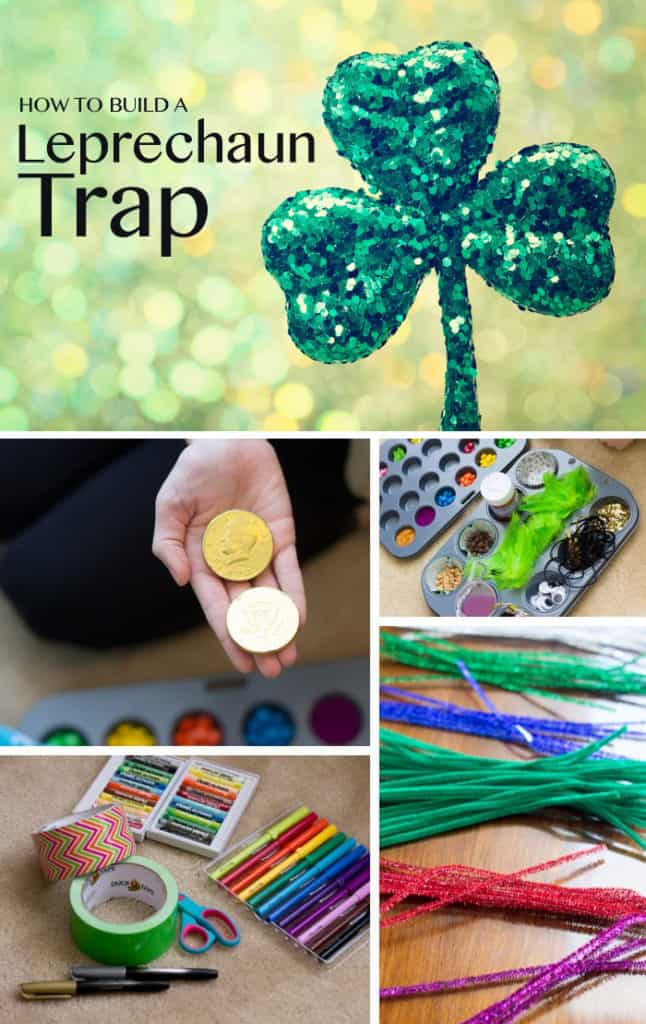 How to Build a Leprechaun Trap *Cute annual St. Patrick's Day tradition