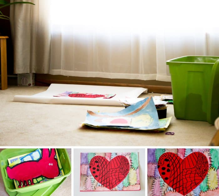 Tips for photographing your child's art work... *Great post