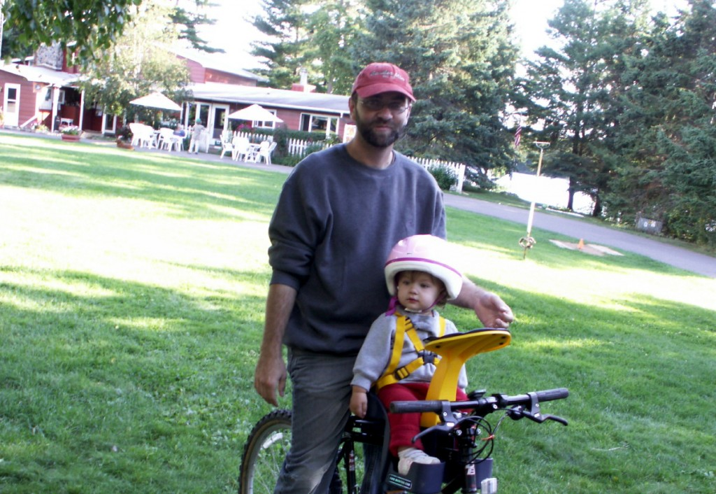 Start Riding YOUNG *7 tips for biking with kids