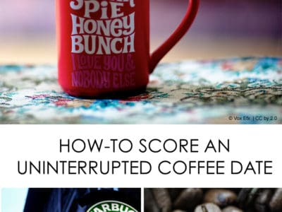 Family Travel Tip: How to score an uninterrupted coffee date #HPFamilyTime *brilliant