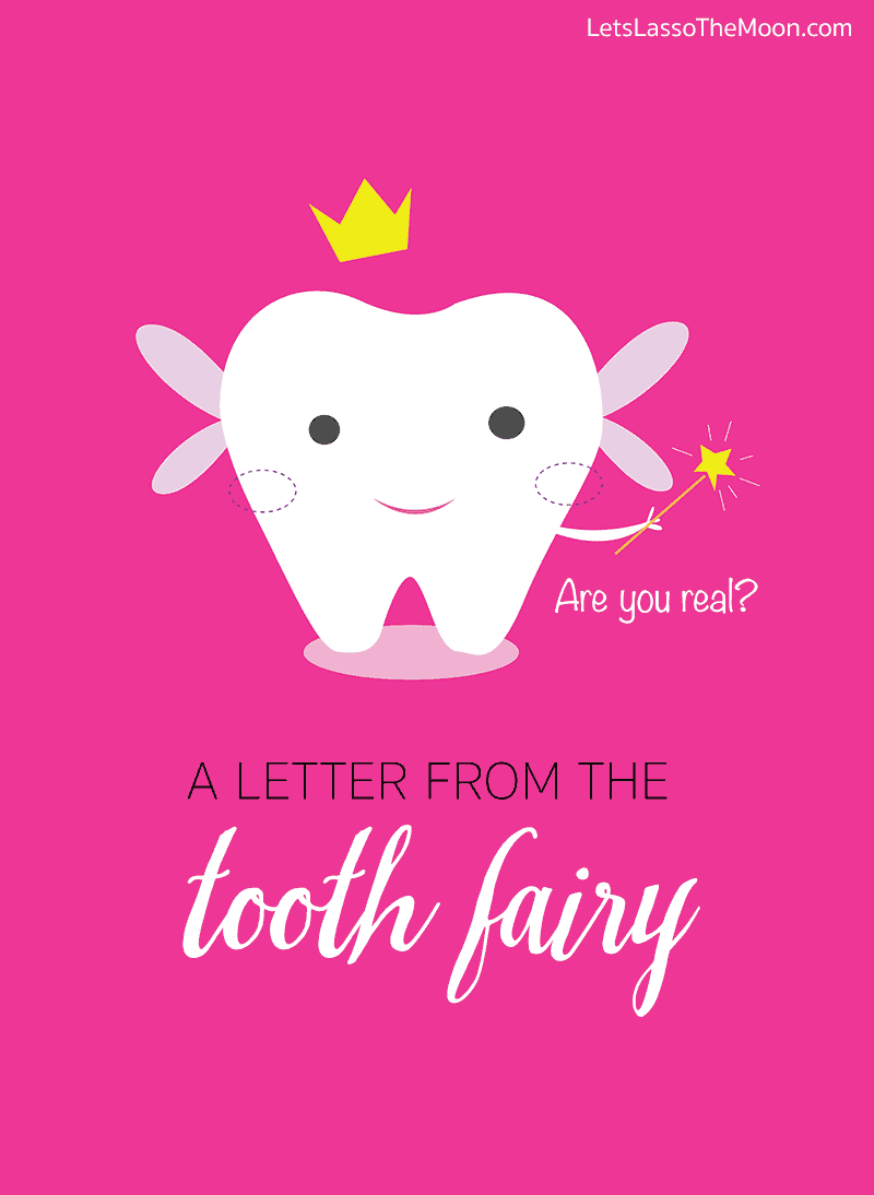 A letter from the tooth fairy my daughter wrote in a letter to the tooth fairy xflitez Choice Image