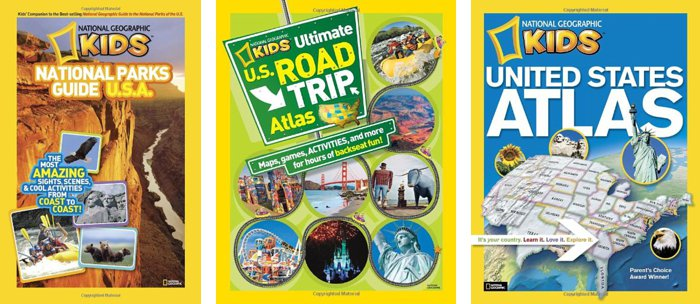 Inspire Wanderlust in Your Children: National Geographic Kids Collection