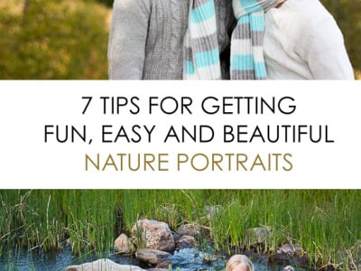 7 Family Nature-Portrait Tips #photography *great list of ideas