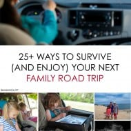 Survive (and Enjoy) Your Next Family Road Trip: Great vacation tips for parents *#10 cracks me up.