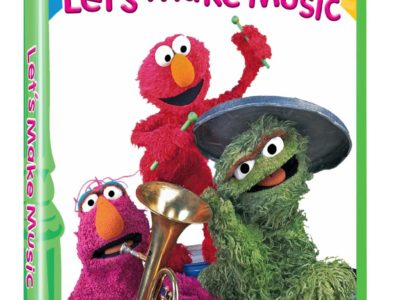 Creative Music Videos for Kids - Let's Make Music from Sesame Street *my kids love this video