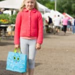 Fostering Independence at the Farmer's Market with Kids