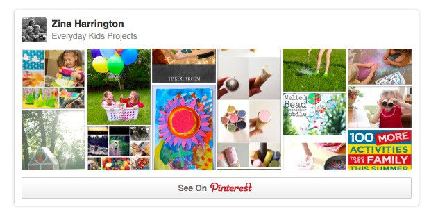 Everyday Kids Projects Pinterest Board