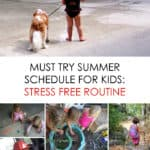Must Try Summer Schedule for Kids: Stress Free Routine