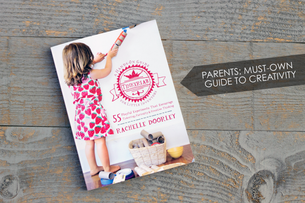 Tinkerlab: A Hands-On Guide for Little Inventors by Rachelle Doorley *awesome book