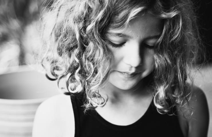 Artistic Portraits of Kids: Tips for New DSLR Moms!