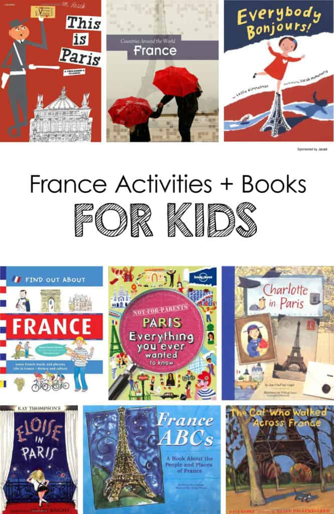 Multicultural Projects + Books: France Activities for ...