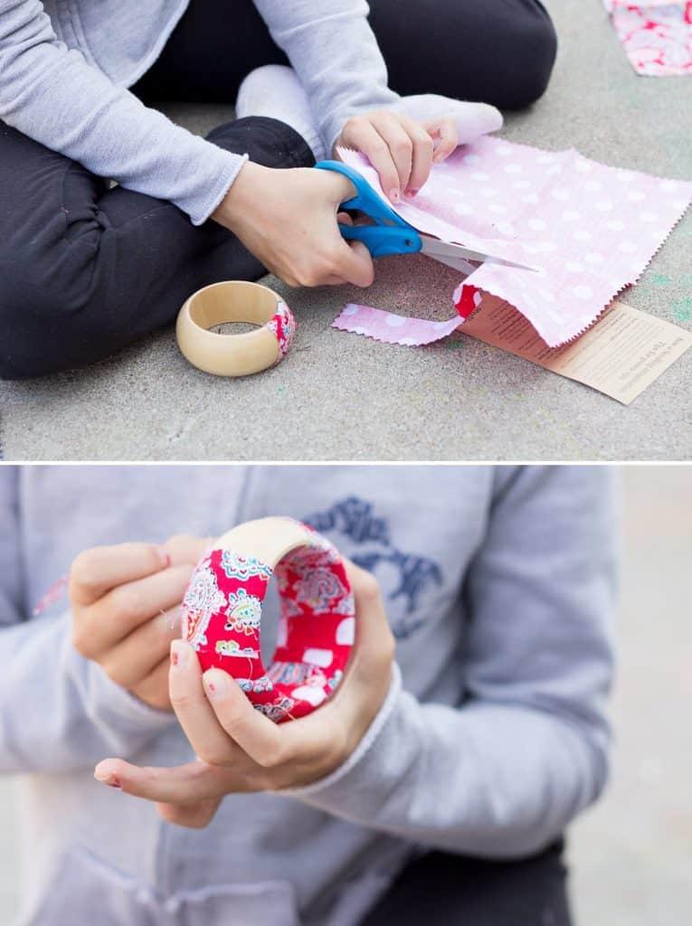 Raising Creative Thinkers *Make your own bangles