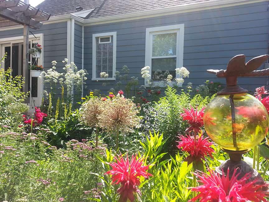 The Joy of Chaos Gardening