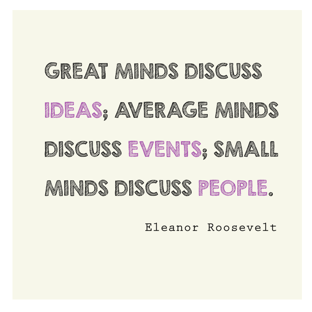 Quotes Eleanor Roosevelt Stunning 4 Eleanor Roosevelt Quotes That Changed The Way I Think