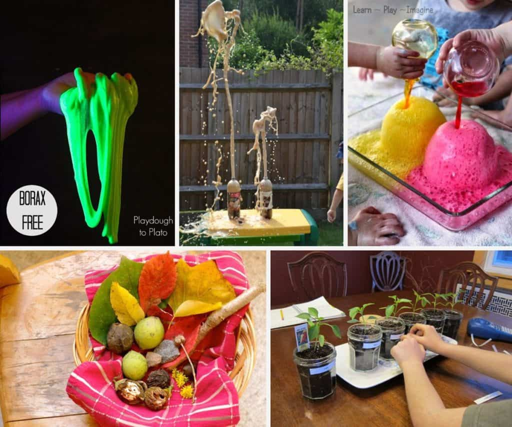 Encouraging Curiosity: 10 Playful Science Experiments For