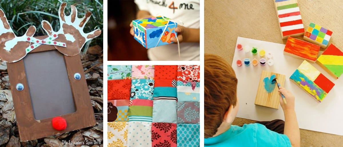 Awesome Handmade Presents: 10 DIY Holiday Gifts Kids Can Help Make
