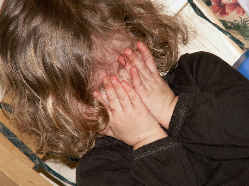 Simple solution for stopping hair brushing arguments #parenting