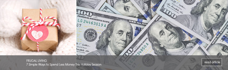 Shop Smart: 7 Simple Ways to Spend Less Money This Holiday Season