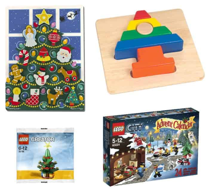 Christmas Tree Toys for Kids