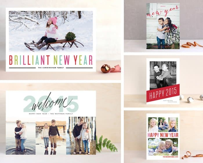 Favorite Family Photo Holiday Cards #Photography #Christmas *Great lit of tips for getting a great shot